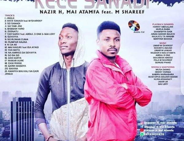 Umar M Shareef Ft. Mai atamfa - Kece Sanadi (New Mp3 Song 2020)