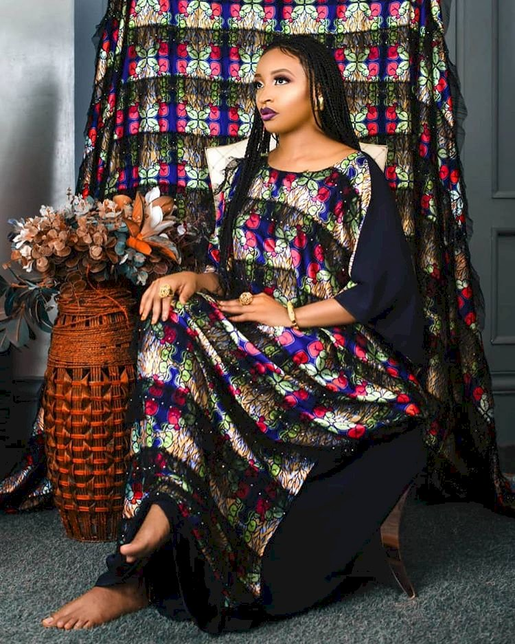 I have to thank God for the change that has taken place in my body - Rahama Sadau
