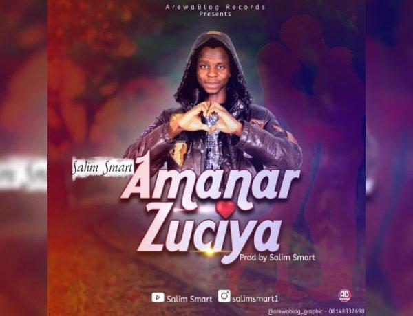 Download Salim Smart - Amanar Zuciya Mp3