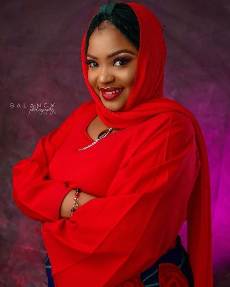 Short Biography of Aisha Aliyu Tsamiya Kannywood Actress