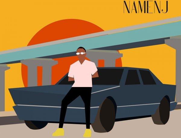 Download Namenj - FATANA New Mp3 Song