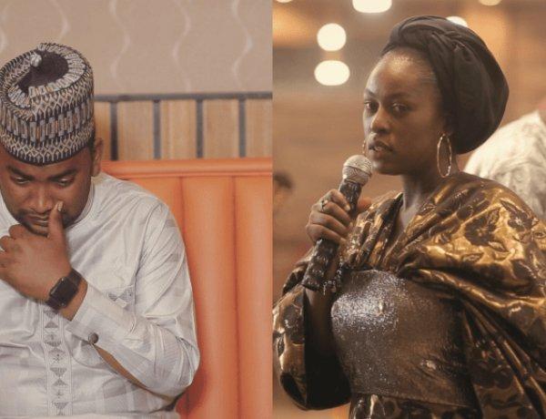 Download Sarkin Waka Ft. Nasifa Abdullahi - LABARINA 2 (Mp3 Song)