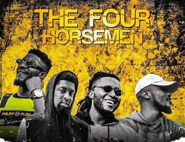 Download Burouba Ft. Kheengz, Dj Ab, Deezell (The Four Horseman Album)