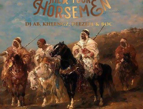 Album: DJ AB, Kheengz, Deezell, B.O.C Madaki – The Four Horsemen EP