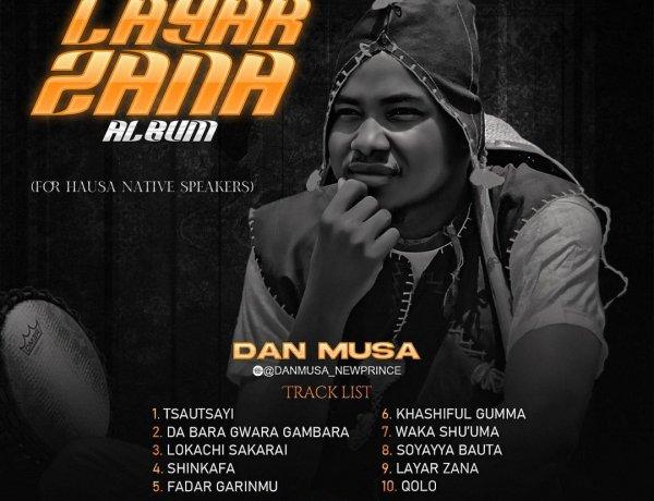 Download Dan Musa Gombe - Wakar Shu'uma (New Song)
