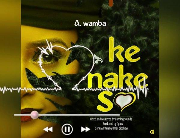 Download A Wamba - Ke Nakeso Baby (2021 Mp3 Song)