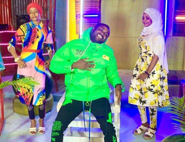 Download Adam Zango - Kina Zuciyata Masoyiya (Audio + Video)