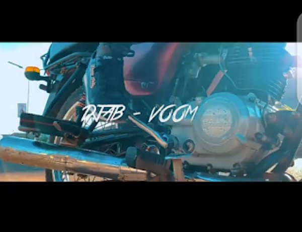 Dj Ab – Voom Freestyle Song (Audio + Video)