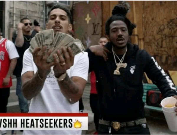 Yung Cinco - Hang Wit Us Ft. Mozzy