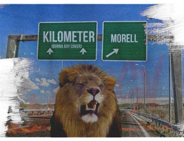 Morell - Kilometer (Burna Boy Cover)