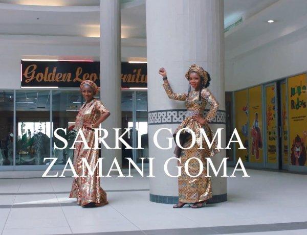 Nura M Inua Ft. Umar M Shareef - SarKi Goma Zamani (Audio + Video)